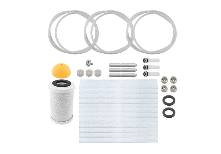 Spares and Consumables Kit